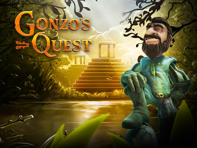 Video automat Gonzo's Quest