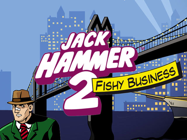 Jack Hammer 2 Net Entertainment