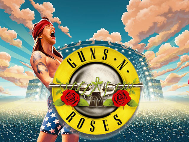 Guns N' Roses Net Entertainment