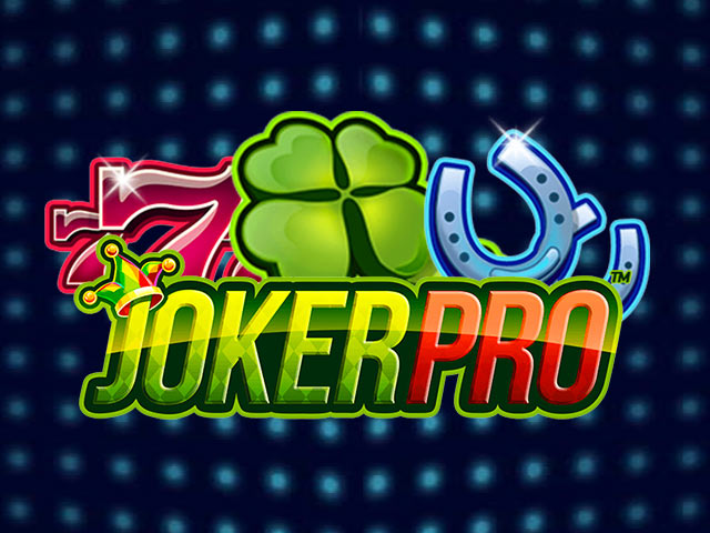 Joker Pro Net Entertainment