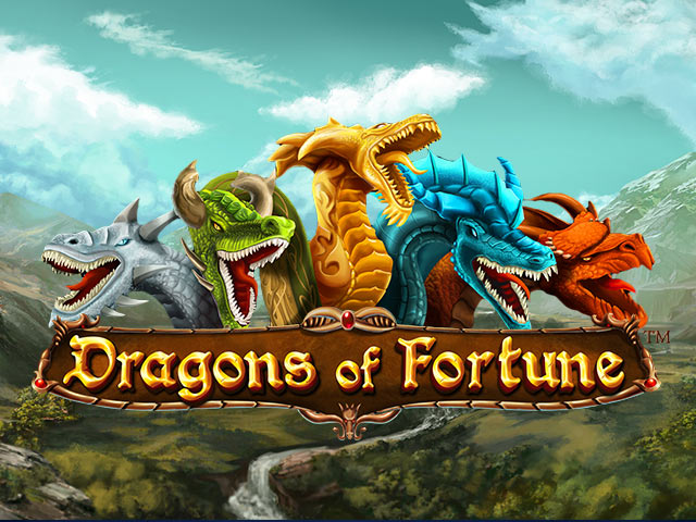 Video automat Dragons of Fortune