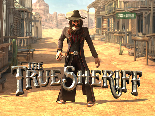 Dobrodružný online automat The True Sheriff