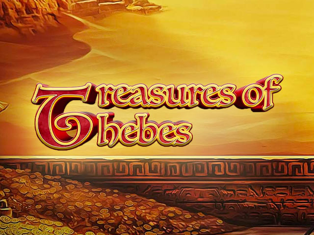 Treasures of Thebes SYNOT Games