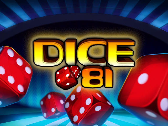 Dice 81 Apollo Games