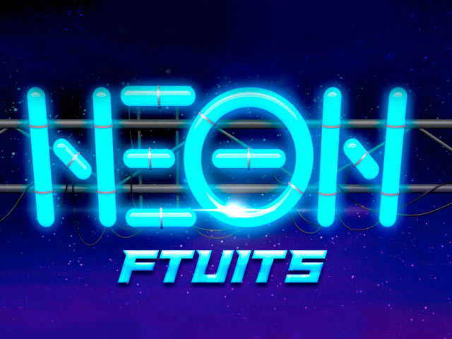 Neon Fruits Kajot